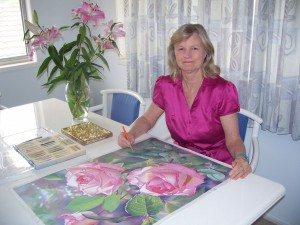Maureen Bainbridge Artist